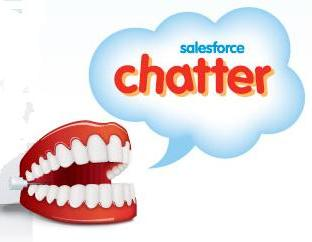 salesforece chatter