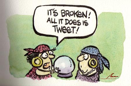 Gypsy Tweet