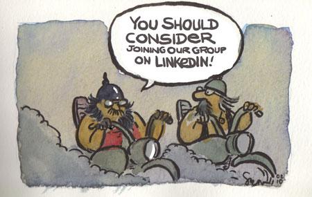 Motorcycle LinkedIn