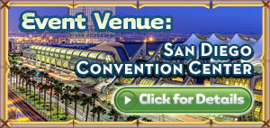 Come to San Diego for the ultimate social media convention