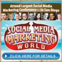 Lou Mongello at Social Media Marketing World 2014