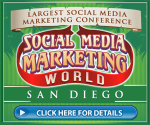 I'm attending Social Media Marketing World Summit 2017 - #SMMW17  - Join me!