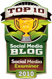 Top 10 Social Media Blogs