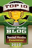 Top 10 Social Media Blogs