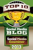 top10 socialmediablog2013 Top 10 Social Media Blogs: The 2013 Winners!   Cindy King
