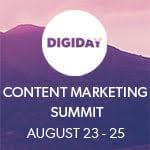 DigiDay Content Marketing