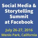 Social Media Summit at Facebook