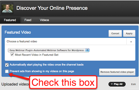 5 Ways to Brand Your New YouTube Profile : Social Media Examiner
