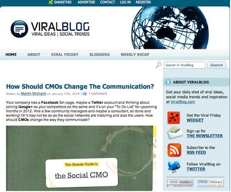 ViralBlog