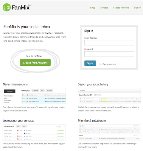 Fanmix