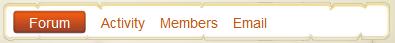 forum menu options