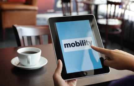 mobility on ipad