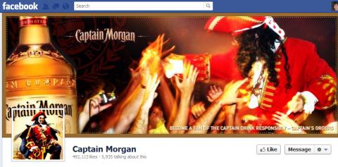 Kapitän Morgan Logo