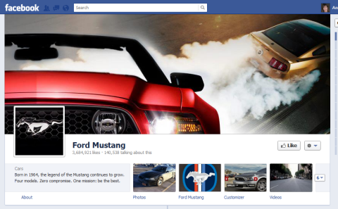 ford creative timeline cover