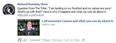 running store facebook