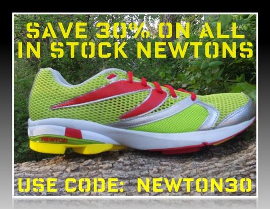 newton shoe