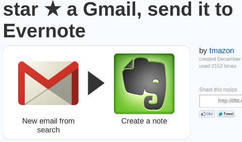 evernote gmail