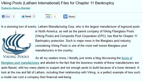 viking bankruptcy