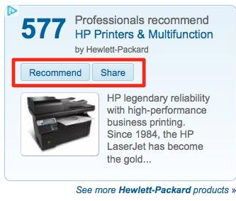 hewlett packard ad