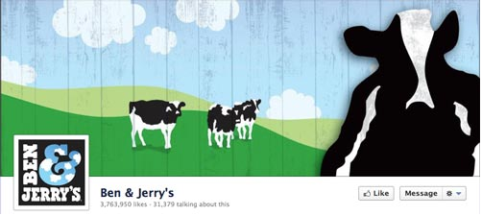 ben and jerry profile pic