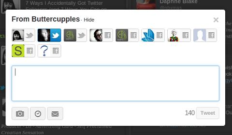 tweetdeck newpost
