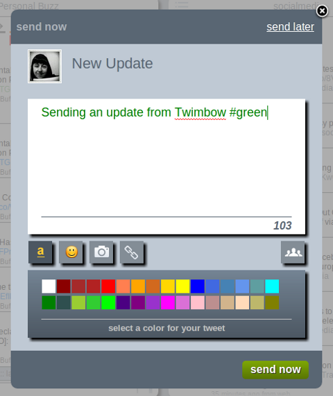 twimbow post update
