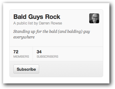 bald guys rock