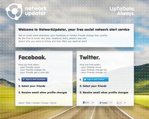 network updater