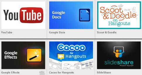 hangout apps