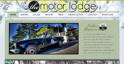 motor lodge website