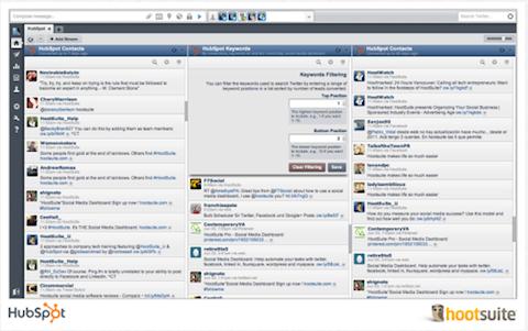 hubspot app for hootsuite