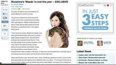entertainment weekly website