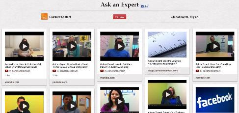constant contact ask an expert