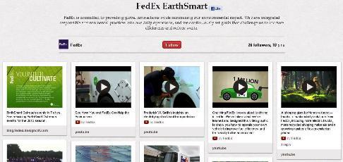 fedex earthsmart