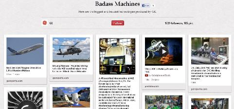 general electric badass machines