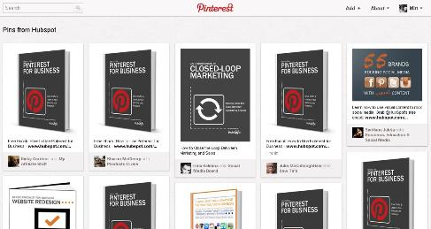 hubspot guides pinned