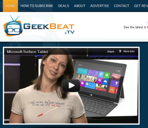 geek beat tv