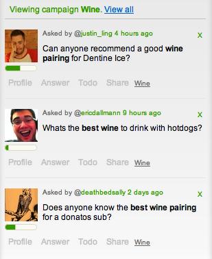 inboxq questions