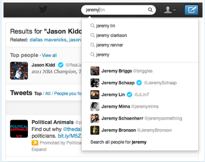 twitter simple search