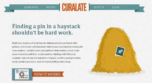 curalate website