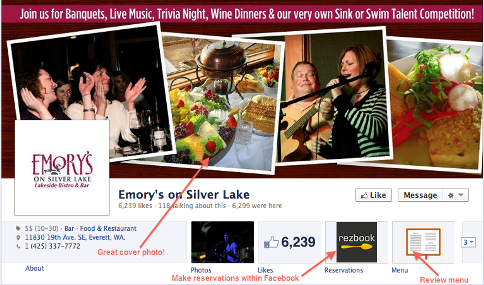 emery's facebook timeline