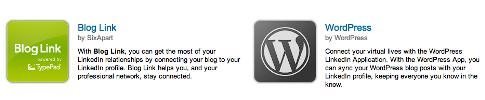 blog link apps