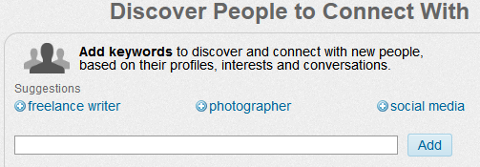 Commun.it Discover New People