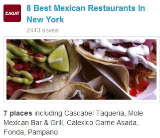 zagat foursquare example