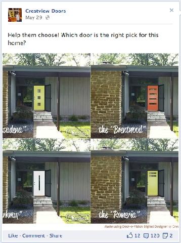 choose which door