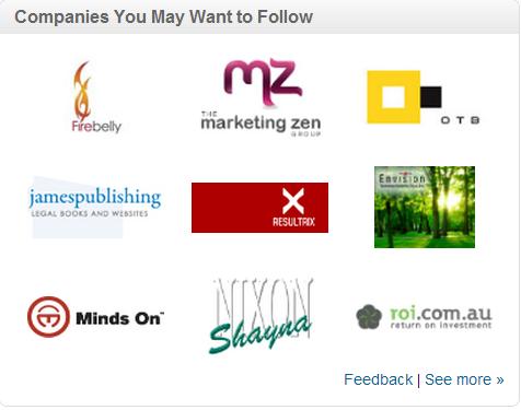 rebranding linkedin page