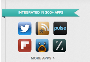 pocket 300 apps integration