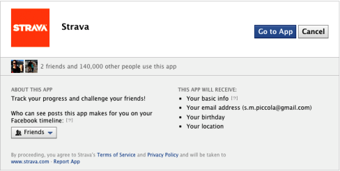 Facebook Permissions: What Marketers Need to Know : Social Media