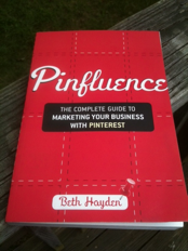 pinfluence book cover