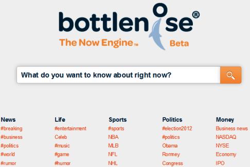 Bottlenose-Suche